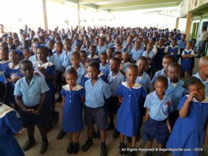 St Stephen Primary is an educational complex holding a staggering 637 pupils from ages 5 to 11, and many classes have over 30 students to one teacher...