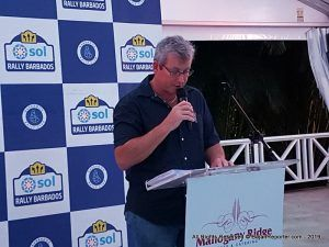 "Club Chairman <strong>Mark Hamilton</strong> said: ""<em>As we look towards 2019, we are well positioned to have another positive year: our plan for speed events is complete, as is much of the work on Flow King of the Hill and Sol Rally Barbados; the change of location for Autocross seems to have opened up additional opportunities, both in terms of increased participation and the introduction of classes for juniors and ladies, while the MudDogs have a full schedule, with the added twist to some events of more night sections. Our competitor base remains strong, and to the best of my knowledge will not be affected by reduced numbers, which is remarkable in itself, given the trying financial environment.</em>"""