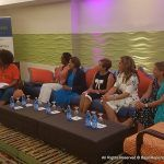 The journeys to leadership were moderated by CEO of the National Cultural Foundation, Carol Roberts-Reifer at the Radisson Aquatica