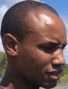 He was identified as Karim Olutunde Codrington, 32 years of Sergeant Street, St. John.