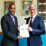 The watershed contract was signed on 21 February at the ECCB's headquarters in Basseterre, St Kitts and Nevis.