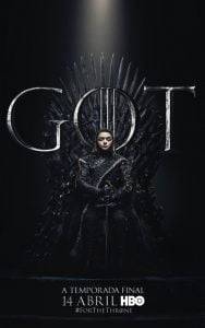 Game of Thrones returns for its final season on April 14.