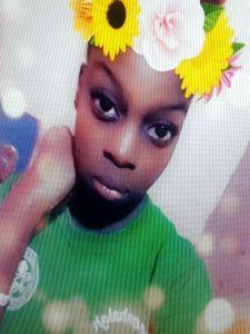 She left the residence of her mother Debora Clinton, on Sunday, March 3rd, 2019 and has not been seen or heard since. She is 5 feet tall, slim built with a dark complexion. She has a Long head and face, dark brown eyes, medium nose that flares, speaks with a soft Bajan accent and is in the habit of biting her nails. At the time she was wearing a green shirt and a black Jeans.