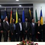 UK CARIFORUM Trade Agreement Signing 2
