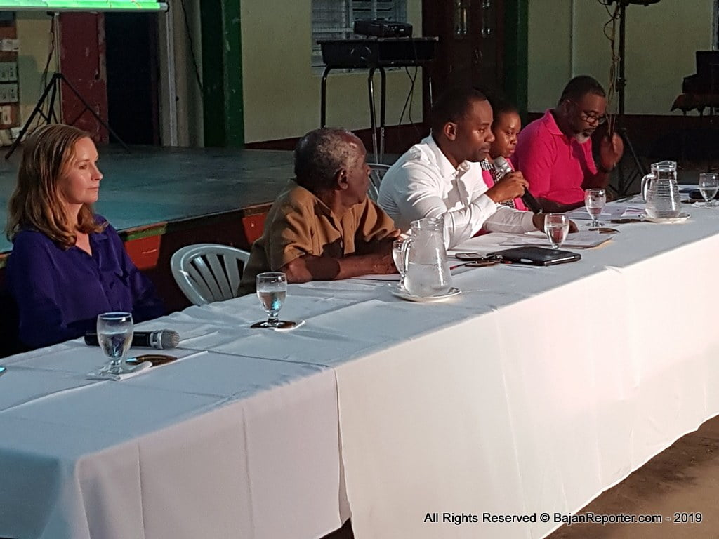 Topping the list of concerns was the price of alternative products, the July 1 deadline for the ban on the usage of the items, the inconsistency in duties charged on the imported products, and the need for public education as it relates to littering across Barbados.