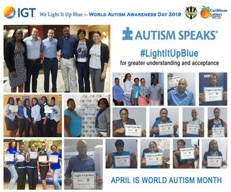 My Barbados Lottery - World Autism Day