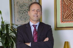 Luc Grillet, IFC senior manager for Central America and the Caribbean