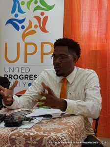 While no other Media Houses were present, yet it would be recalled how the UPP and BajanReporter.com had a major disagreement when <strong>Charleston Taylor</strong> left their Party in a flamboyant video interview shortly before elections last year. Their erstwhile chairman <strong>Lynette Eastmond</strong> accused me of exploiting Taylor, then days later<strong> Linda Field</strong> the UPP Shadow candidate of St Lucy left for the same reason as Taylor.