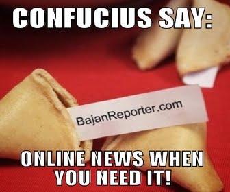 The Bajan Reporter (Confucius)