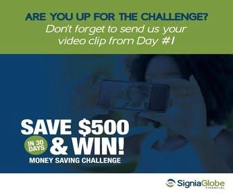 SigniaGlobe 500 Challenge