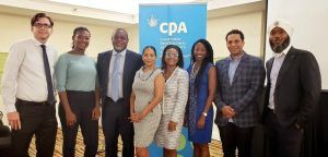 Blockchain workshop hosted by CPA Canadas Barbados Chapter