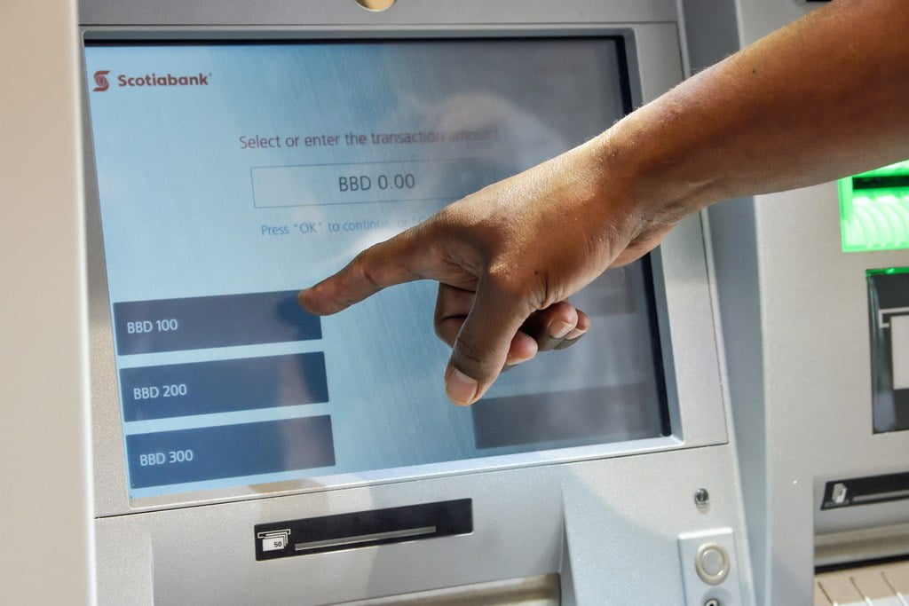 The Bajan Reporter | Scotiabank Introduces Next Generation ATMs