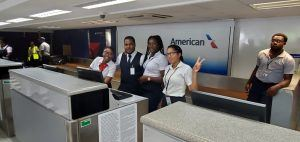 CDS Customer Service team for American Airlines.