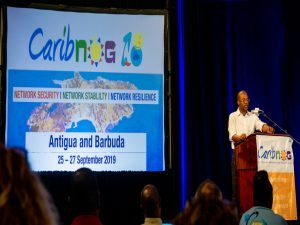 Caribbean Outreach Liaison at the American Registry for Internet Numbers and one of the founders of CaribNOG