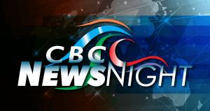 NewsNight Backdrop Panel