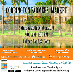 Codrington College Farmers Market