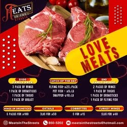 Feb Special 2021 Meats In The Streets