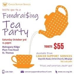 Tea Party 3rd Oct 2020 CSS