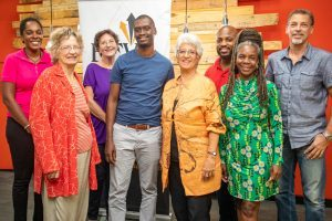 The Barbados Film Video Association's Board for 2020