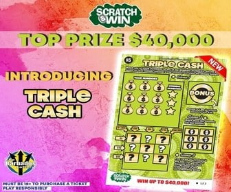 Triple Cash 26 July 2020