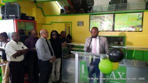 This concept met well with Minister of Commerce, Small Business & Industry – Dwight Sutherland – who wants to see Mr Forrester participate in advisory board for young entrepreneurs as part of the Financial literacy Bureau.