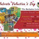 Valentines Day Love Packs poster social media