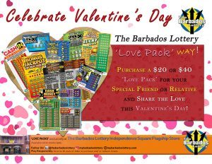 Valentines Day Love Packs poster social media