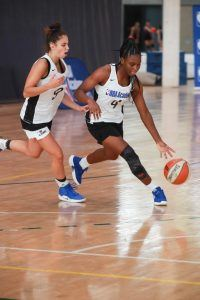 """Rebecca expressed her excitement at advancing further in the programme and being part of this once in a lifetime opportunity stating, """"<em>I am eagerly looking forward to meeting new people and developing my skills at the NBA Women's Camp in Mexico City and I'm truly humbled to be chosen to represent my country...thank you Digicel for making this possible for my mother and I</em>!"""""""