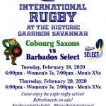 Cobourg Saxons 2020 Barbados tour 02A 01