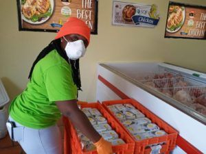 """<em>Priority No. 1 is beating this pandemic so we have outfitted all of our employees with personal protective equipment</em> (<strong>PPE</strong>). <em>We also keep them informed with regular updates in keeping with the announcements by the World Health Organization</em> (<strong>WHO</strong>) <em>and our national medical authorities. We thank our customers for complying with these restrictions for their protection and that of our team members</em>."""