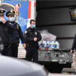 It is not known if all the dead found stacked in body bags inside the trucks died in the coronavirus pandemic, NYC Health Department said.