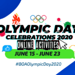 Olympic Day Cover2020