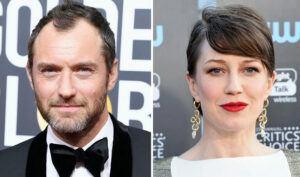 Director: Sean Durkin Writer: Sean Durkin Stars: Jude Law, Carrie Coon, Anne Reid
