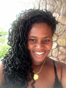 As a Caribbean woman, educator, theatre practitioner, freelance media professional and Cultural Studies MA student, who hails from the hills of Morvant and works in the South East Port of Spain area, Carliena Holder has been involved in advocacy work for the past 14 years with a focus on issues of identity and representation. Photo courtesy Carliena Holder.