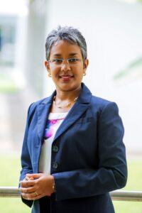 <strong>Marla Dukharan</strong>, who is widely recognized as a leading economist and thought leader in the Caribbean, led the session. Dukharan is well known for her insightful and frequent analysis on the regional implications of international events.