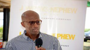 <strong>Clement Lawrence,</strong> head of the Jamaica Rum Industry and Chairman of <strong>Wray & Nephew </strong>said;