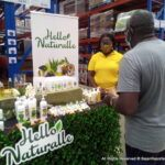 Hello Naturalle have their skin care arsenal just waiting for you at Price Smart on Green Hill! Treat your Eczema, control body odour with natural #deodorants and invigorate your skin with herbal soaps local ingredients based off of Barbadian flora by a trained and certified Microbiologist, make sure and tell Cherry Anne how Ian sent you! The investment is worth it, since you are PRICELESS!