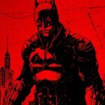The Batman starring Robert Pattinson
