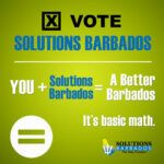 Solutions Barbados was founded on 1 July 2015. Our manifesto was published on SolutionsBarbados.com that same day for rigorous public scrutiny. Over the past five years, we have never told the media 'no comment'. We have always made ourselves available for any interview, and participated in any debate on any topic.