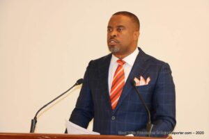 The following is a statement from <strong>Mark Brantley</strong>, Premier of Nevis and Minister of Tourism regarding an announcement made by the Four Seasons Resort, Nevis on restructuring its operations and the effect on staff.