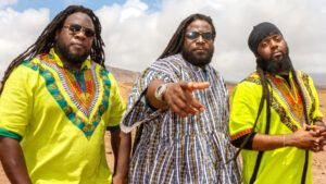 The compilation featuring legendary GRAMMY winning <strong>Toots Hibbert</strong>, GRAMMY nominated <strong>Jah Cure</strong> and Reggae superstar <strong>Capleton</strong> among others, is befitting as <strong>Morgan Heritage</strong> candidly explains that each artist featured on the album has contributed to their journey.