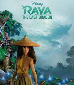 A lone warrior from the fantasy kingdom of Kumandra teams up with a crew of misfits in her quest to find the Last Dragon and bring light and unity back to their world.