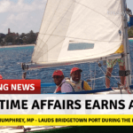 Minister of Maritime Affairs and the Blue Economy Kirk Humphrey said he's proud the team at Barbados Port Incorporated all made sure to play their part. Mr Humphrey emphasised all efforts were not to seek rewards but to help everyone in the height of the pandemic in addition to attending to the needs of other Barbadians on board as well.