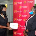 """At present we have some people who are in urgent need of help including one pregnant lady and another who has just delivered a baby and they are in dire need of food and baby clothing. The foundation expresses its sincere thanks to CIBC FirstCaribbean for this support during this unforeseen crisis,"" Dr. Olivia Smith, Executive Director of the foundation said as she accepted the donation from the bank."