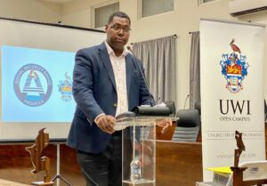 Their Attorney General, <strong>Dwight Horsford</strong>, had a very thought-provoking and sobering lecture where, amidst his many worthwhile points, he kept a constant refrain that Social Security must be prudently managed because it is the people's money.