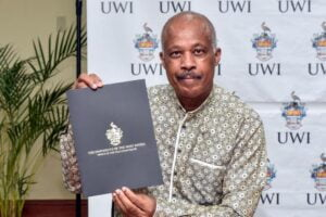 These were the opening words of Vice-Chancellor of The University of the West Indies, Professor <strong>Sir Hilary Beckles</strong>, at the virtual signing event for a Memorandum of Understanding (MoU) between The University of the West Indies (UWI) and the Association of Caribbean States (ACS).