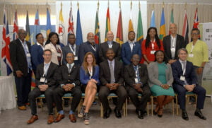 The 18 Caribbean RADO member countries are Antigua and Barbuda, Aruba, Barbados, Bonaire, British Virgin Islands, Cayman Islands, Curaçao, Dominica, Grenada, Guyana, Montserrat, St. Kitts and Nevis, St. Lucia, St. Vincent and the Grenadines, Suriname, Trinidad and Tobago, Turks and Caicos Islands, and U.S Virgin Islands.