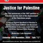 Caribbean Against Apartheid in Palestine