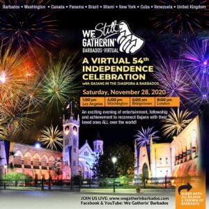 We Still Gatherin' Barbados - Happy Independence