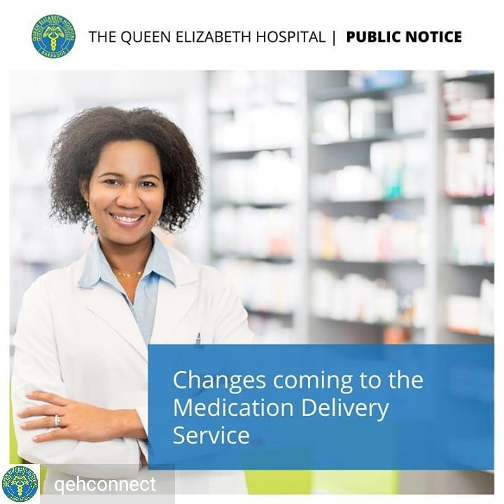 Patients who have selected the Barbados Postal Service as their preferred medication delivery provider will then be informed of the cost for the delivery and be provided with a reference number to facilitate the payment of the delivery fee at a post office of their choice. Prescriptions will be processed, packaged and labeled to facilitate delivery within five days of receipt of the order and on confirmation of payment of the delivery fee. In contrast, those who have selected Hopscotch as their preferred medication delivery provider will also be informed of the cost for the delivery, but will be required to pay cash on delivery.